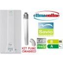 SAVIO SUPEREVODENS 24KW ERP CON KIT FUMI COASSIALE