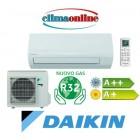 DAIKIN FTXF25A SENSIRA  INVERTER 9000 BTU CLASSE A+/A+