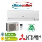MITSUBISHI LINEA SMART MSZ-HR 9000 BTU GAS R32 Classe A++/A+
