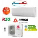 CLIMATIZZATORE INVERTER 9000 BTU CHIGO GAS R32 A++/A+