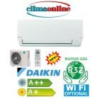 DAIKIN ATXC25B SIESTA INVERTER 12000 BTU CLASSE A++/A+ GAS R32
