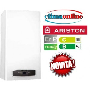 "ARISTON CARES X24 CF 24 KW LOW NOX camera aperta ""nuovo modello"""