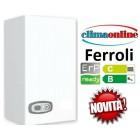 """FERROLI DIVATECH DLN C 24 Low NOx Camera Aperta """"nuovo modello"""""""