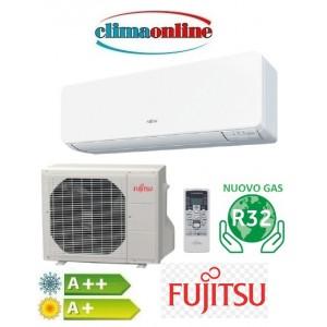 FUJITSU SERIE KP INVERTER 9000 BTU CLASSE A++/A+ GAS R32