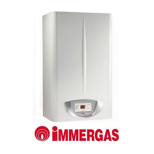 Immergas supercaesar 17 litri c stagna climaonline - Scaldabagno a condensazione prezzi ...