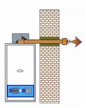scarico-parete-condensazione