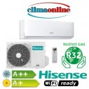 HISENSE NEW COMFORT R32 INVERTER CLASSE A++ 9000 BTU