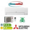 MITSUBISHI LINEA SMART MSZ-HR 12000 BTU GAS R32 Classe A++/A+