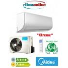 MIDEA XTREME INVERTER 9000 BTU CLASSE A+++/A++ WI-FI INTEGRATO